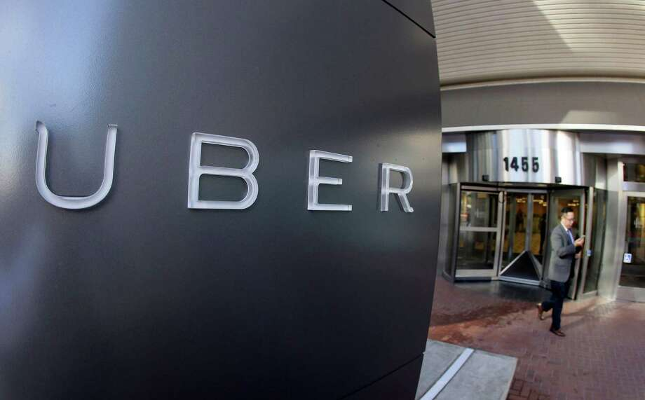 Uber, based in San Francisco, says the Middle East is one of its fastest-growing markets.  Photo: Eric Risberg, STF / AP