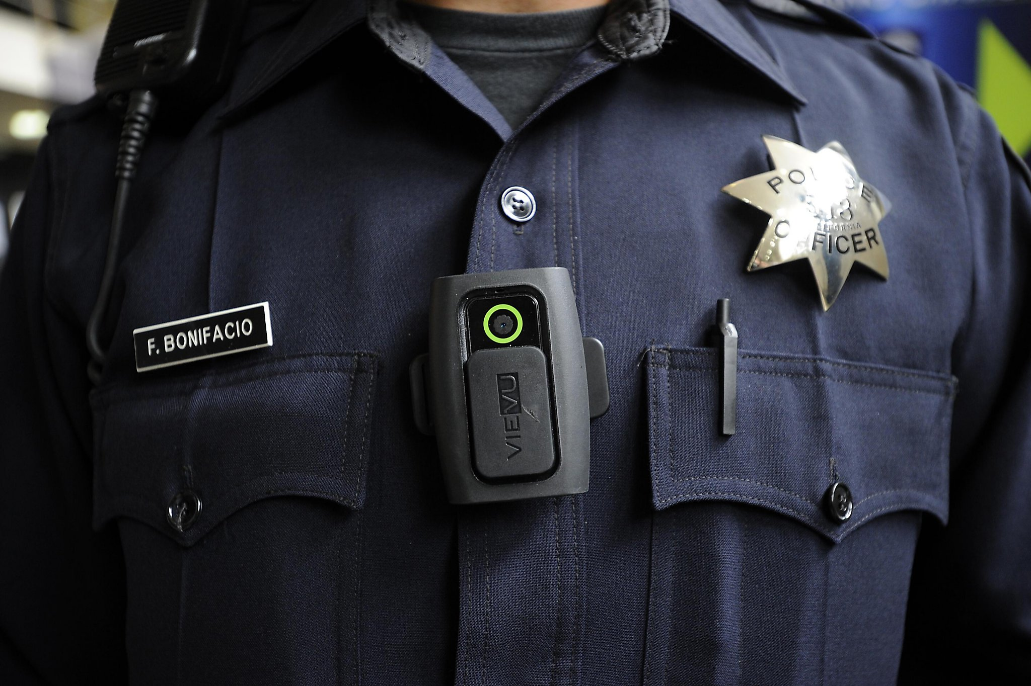 Police Body Cameras >> It's important for SF to get body-camera rules for police right - SFChronicle.com