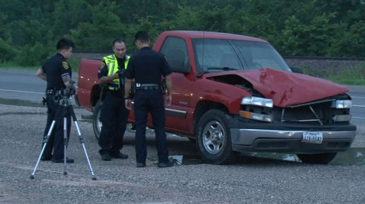 Two pedestrians died early Thursday morning in separate collisions about an hour apart in east Houston, June 2, 2016. The first incident was about 3:30 a.m. on Interstate 10 near McCarty, and the second was about 4:40 a.m. in the 10900 block of Old Beaumont Highway.