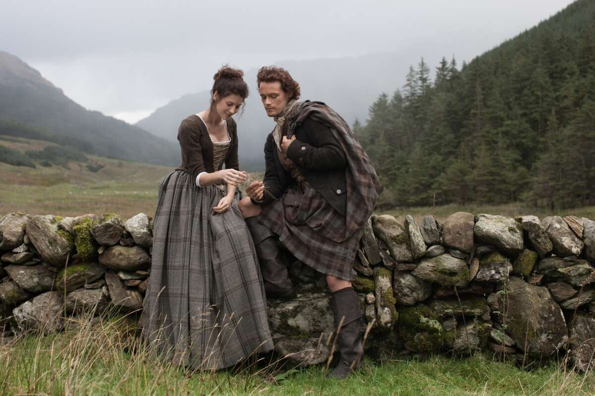 Outlander has been renewed by Starz for seasons three and four, and will run through at least 2018.