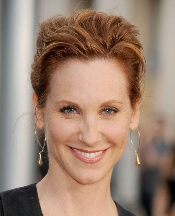 "Actress Judith Hoag played April O'Neil in the original ""Teenage Mutant Ninja Turtles"" movie. Here she is, pictured in 2013.KEEP CLICKING TO SEE MORE OF WHAT YOUR FAVORITE 1990S STARS LOOK LIKE NOW."