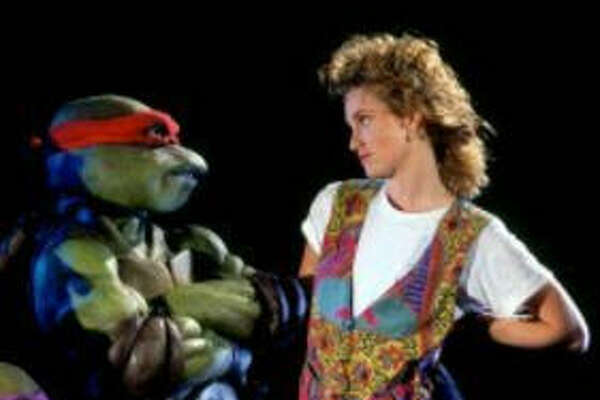 This Is What The Actress Who Played April O Neil In The 90s Ninja Turtles Movies Looks Like Now Expressnews Com