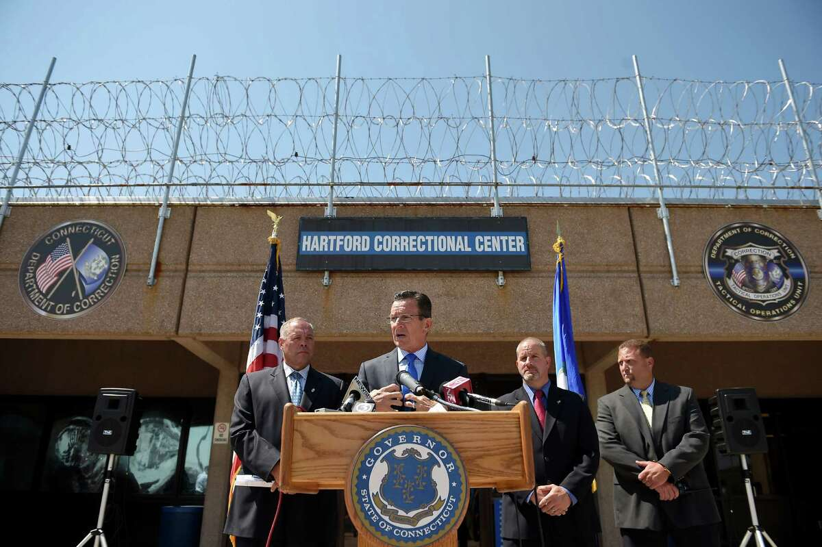 Gov. Dannel Malloy's Second Chance Society 2.0 proposal, aimed at reducing the racial disparity in state jails and prisons and which was cut in half earlier in the week when he dropped a