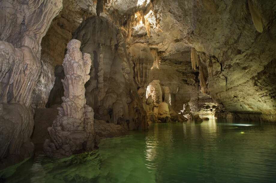 caves texas