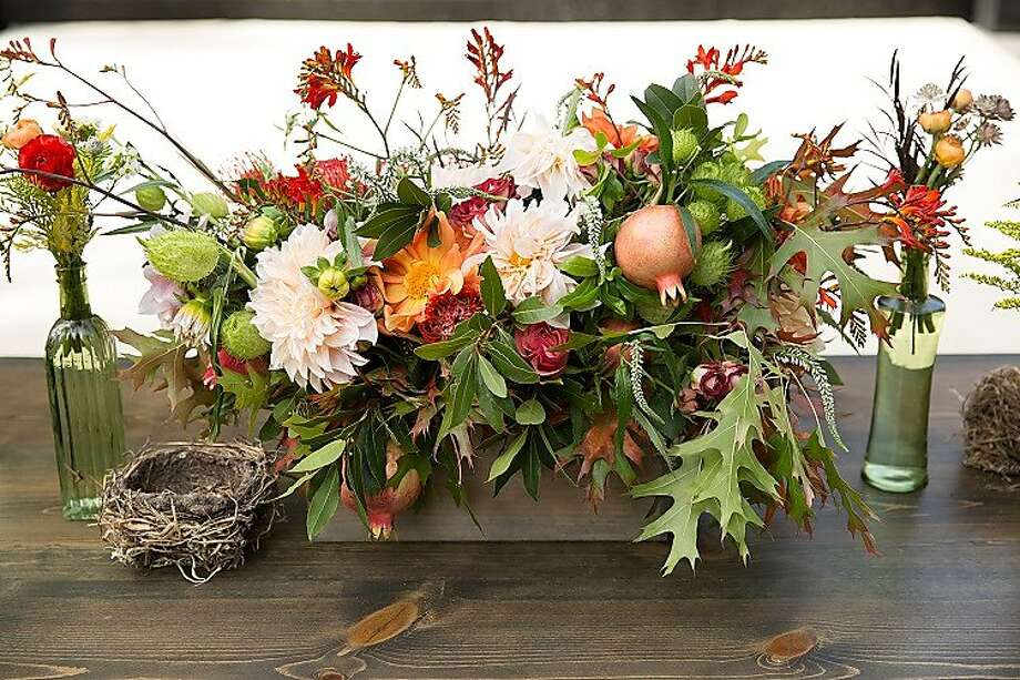 Dig into floral design with a class on the art of arranging presented by members of the McEvoy Ranch garden team. 9:30 a.m.-12:30 p.m. June 10. McEvoy Ranch, 5935 Red Hill Road, Petaluma. Photo: Molly DeCoudreaux Photography, McEvoy Ranch