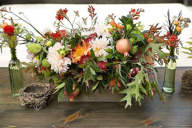 Dig into floral design with a class on the art of arranging presented by members of the McEvoy Ranch garden team. 9:30 a.m.-12:30 p.m. June 10. McEvoy Ranch, 5935 Red Hill Road, Petaluma.