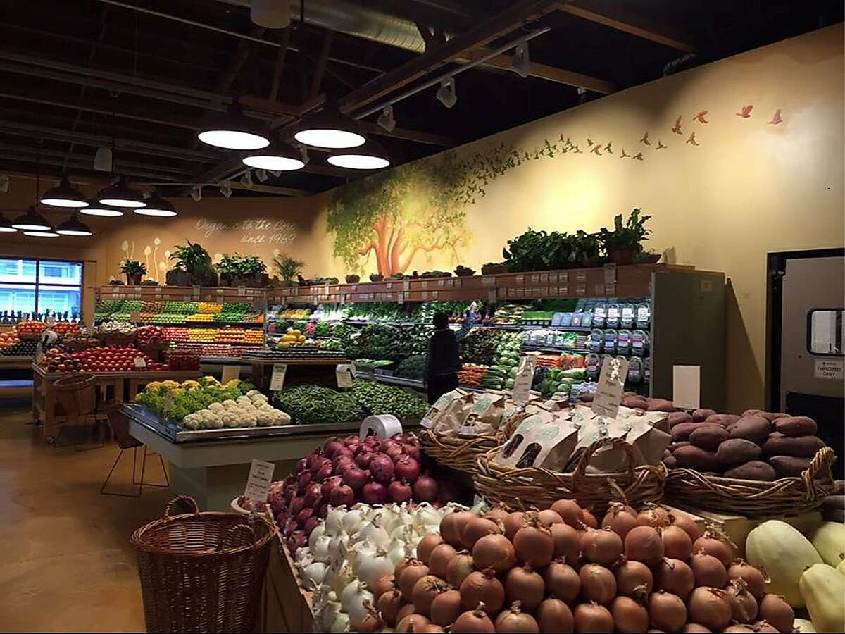 The interior of Good Earth in Mill Valley
