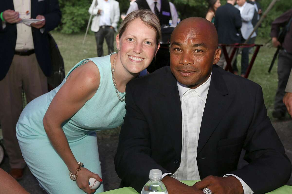 Were you Seen at 'An Aficionado Experience' with special guestNew York Yankee Orlando 'El Duque' Hernandez, a benefit for the Center for Disability Services on Thursday, June 2, 2016, at the Pruyn House in Latham?
