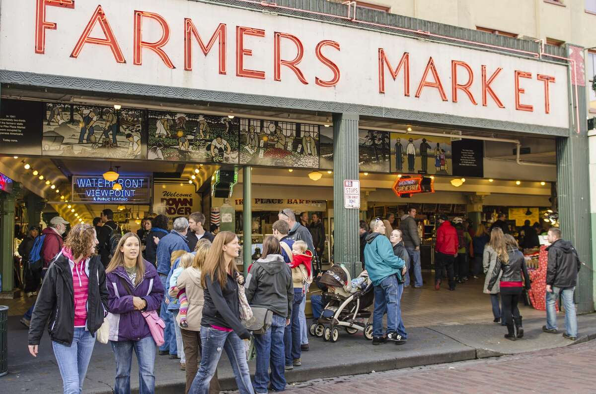 Pike Place Market Elyse M.: