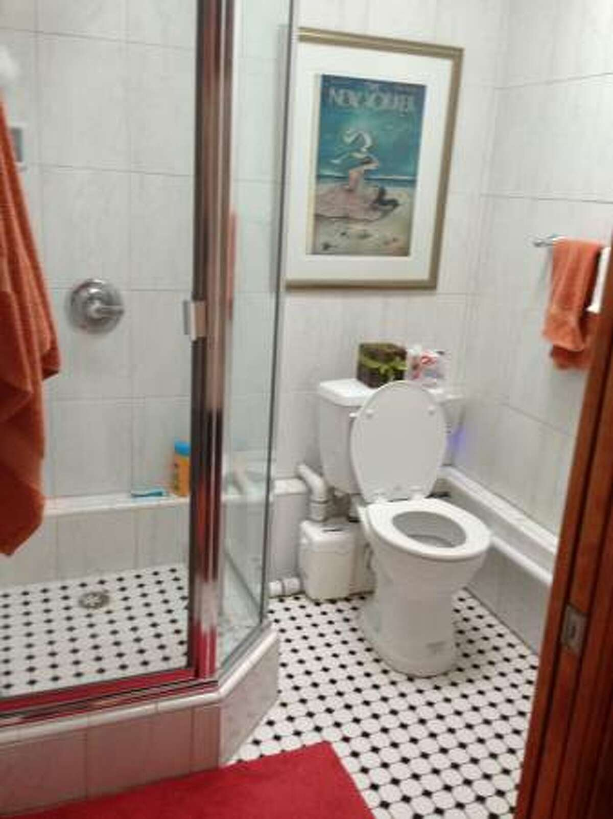 But you get your own bathroom in this Sunset studio. Source: Craigslist