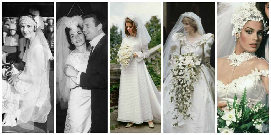 Weddings sure have changed in the past 100 years. Take a look. Photo: Country Living