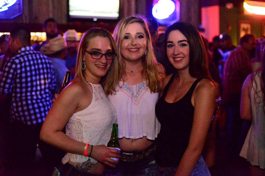 "San Antonio's popular country western dance club Wild West entertained ""Ladies Night"" on Thursday, June 2, 2016. Photo: Kody Melton"