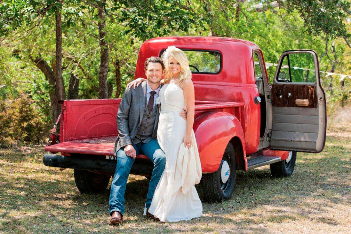 Miranda Lambert teared up Friday, July 29, 2016 at the Hollywood Casino Amphitheatre in Tinley Park, Illinois, while she was singing a song she wrote with ex-husband Blake Shelton. Click through the slideshow to see some of the biggest celebrity divorces.