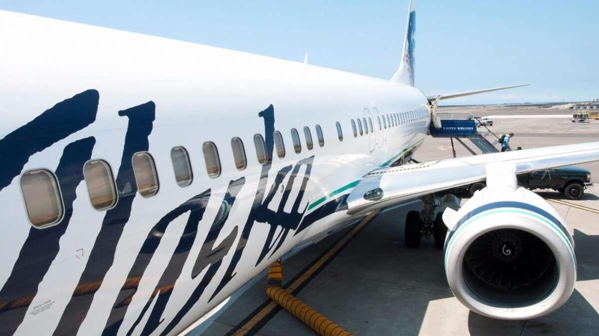 1. Alaska Airlines