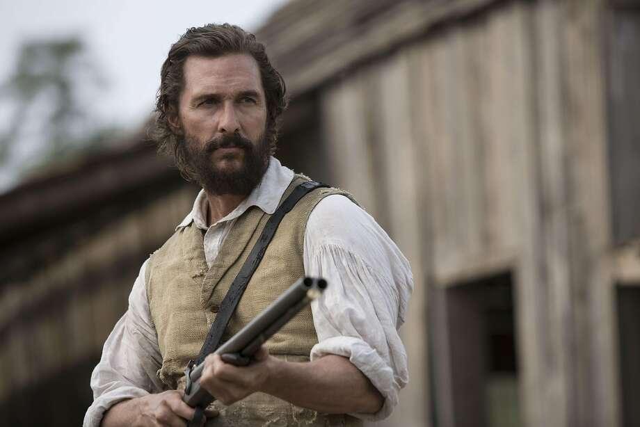 Matthew McConaughey. Photo: Murray Close