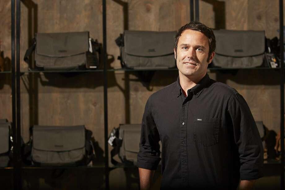 Timbuk2 hired Azul Couzens as head of  marketing Photo: Michael David Rose, Timbuk2