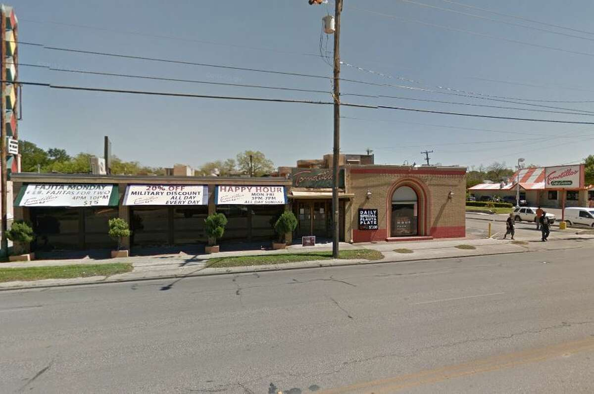 Tomatillos: 3210 Broadway, San Antonio, Texas 78209 Violation: Permitting a minor to possess or consume alcohol Violation date: April 12, 2017 Punishment: Not set