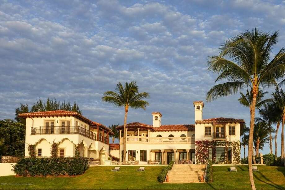 Billy Joel's Florida mansion is on the market for $27,000,000.Read more at toptenrealestatedeals.com Photo: The Fite Group