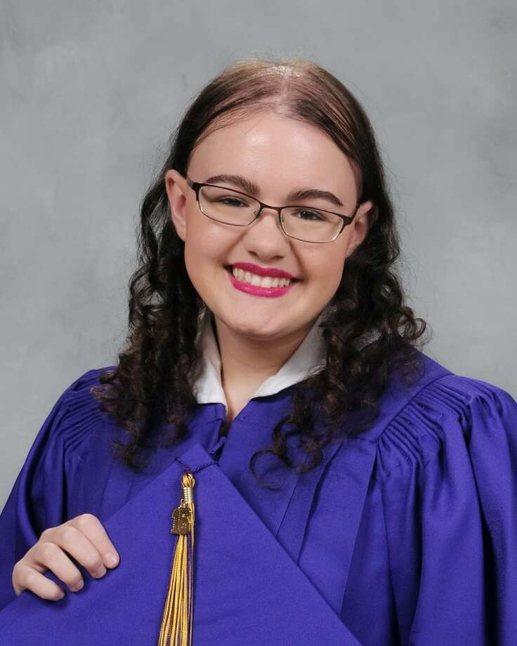 Sabine Pass High School Salutatorian: Emma Walther