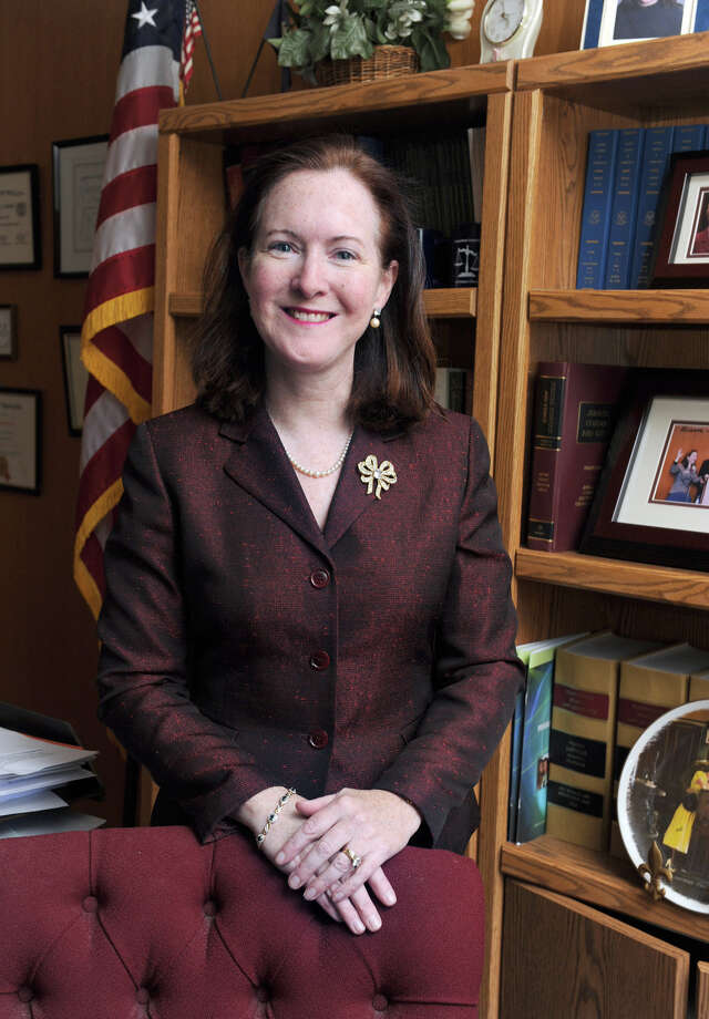 Probate Judge Dianne Yamin. File photo Photo: Carol Kaliff / ST / The News-Times