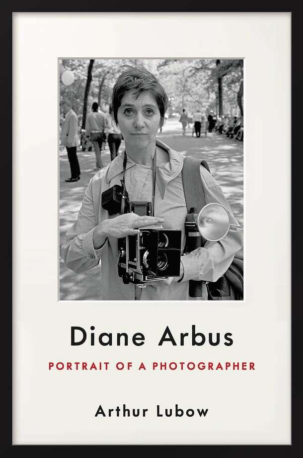 Arthur Lubow's book on Diane Arbus. Photo: Courtesy Ecco