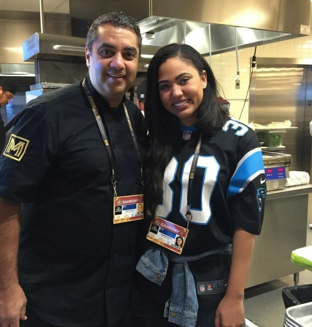 Michael Mina and Ayesha Curry's restaurant opens this weekend.