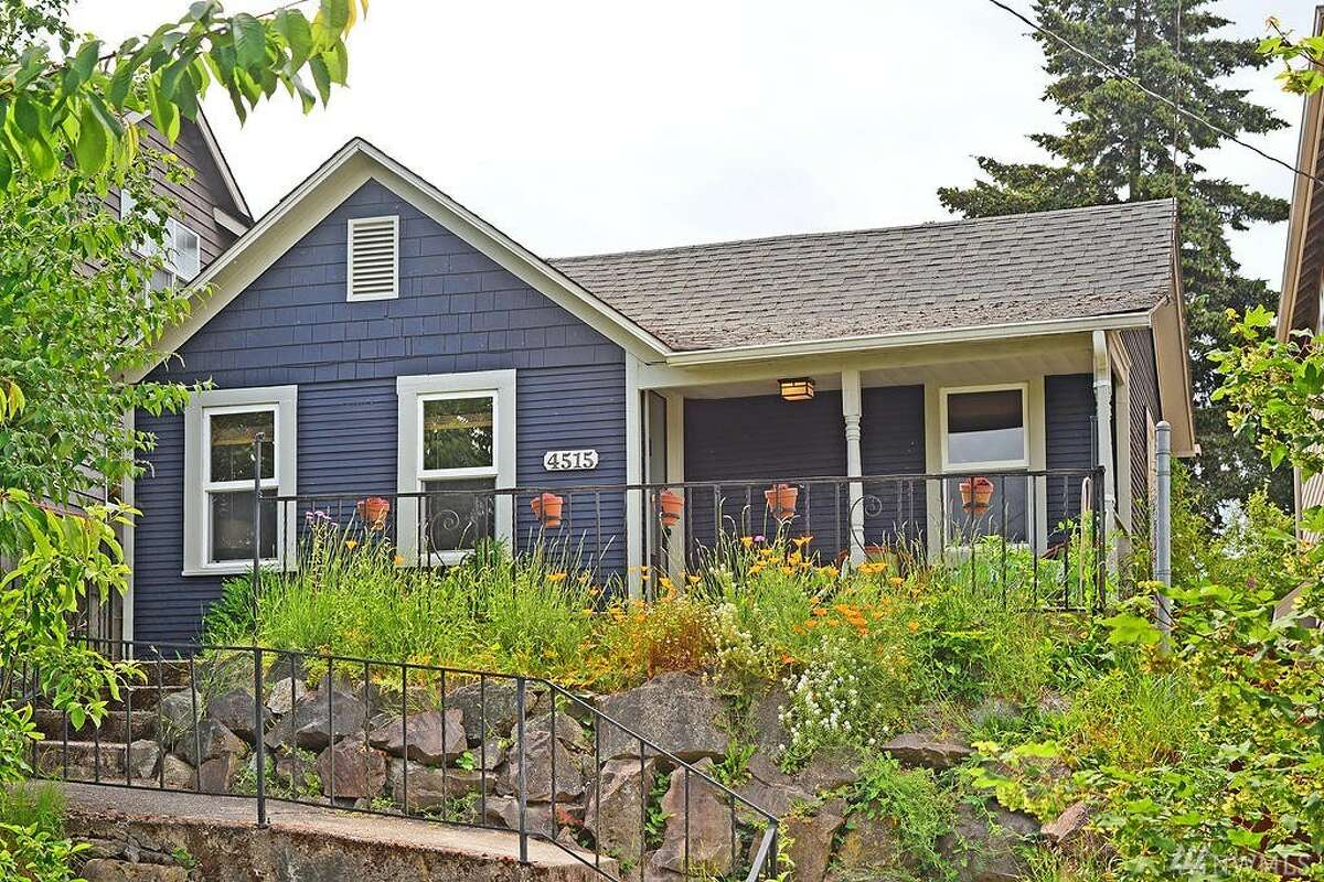 The first home, at 4515 33rd Ave. S., is listed for $350,000. The two-bedroom, one-bathroom home is 840 square feet. It has a recently remodeled kitchen and raised garden beds with a fenced yard. There will be a showing for this home on Saturday, June 4 and Sunday, June 5 from 1 p.m. to 4 p.m. You can see the full listing here.