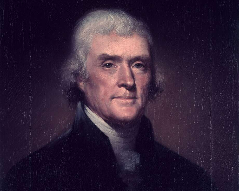 Thomas Jefferson Photo: LIFE Picture Collection, Getty Images