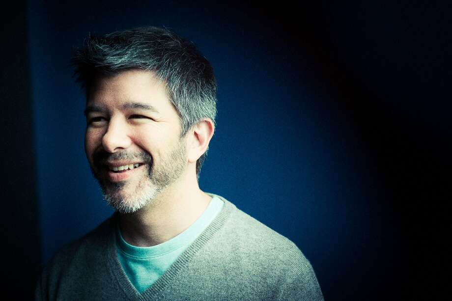 Uber CEO Travis Kalanick's company has been criticized for accepting funds from a repressive government. Photo: IOULEX, NYT