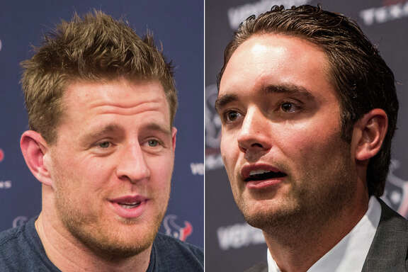 Is three-time NFL Defensive Player of the Year J.J. Watt or new quarterback Brock Osweiler more important to the Texans' hopes this season?