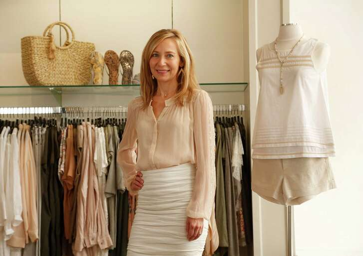 Kairy-tate Barkley is the owner of the French Cuff, a boutique chain that includes stores in Bellaire, Town & Country and on Woodway.