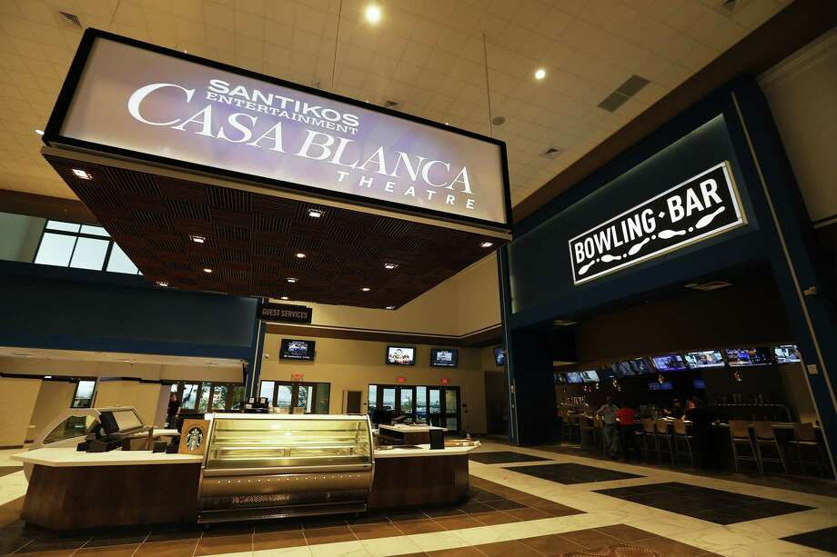 Santikos ups its game in theater wars with 13 million for Ranch bowling