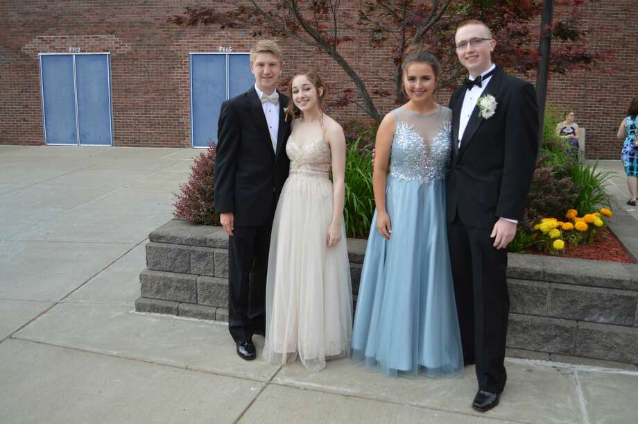 Were you Seen at the Columbia High School Senior Prom at 90 State Events in Albany on Friday, June 3, 2016? Photo: Mark Adam