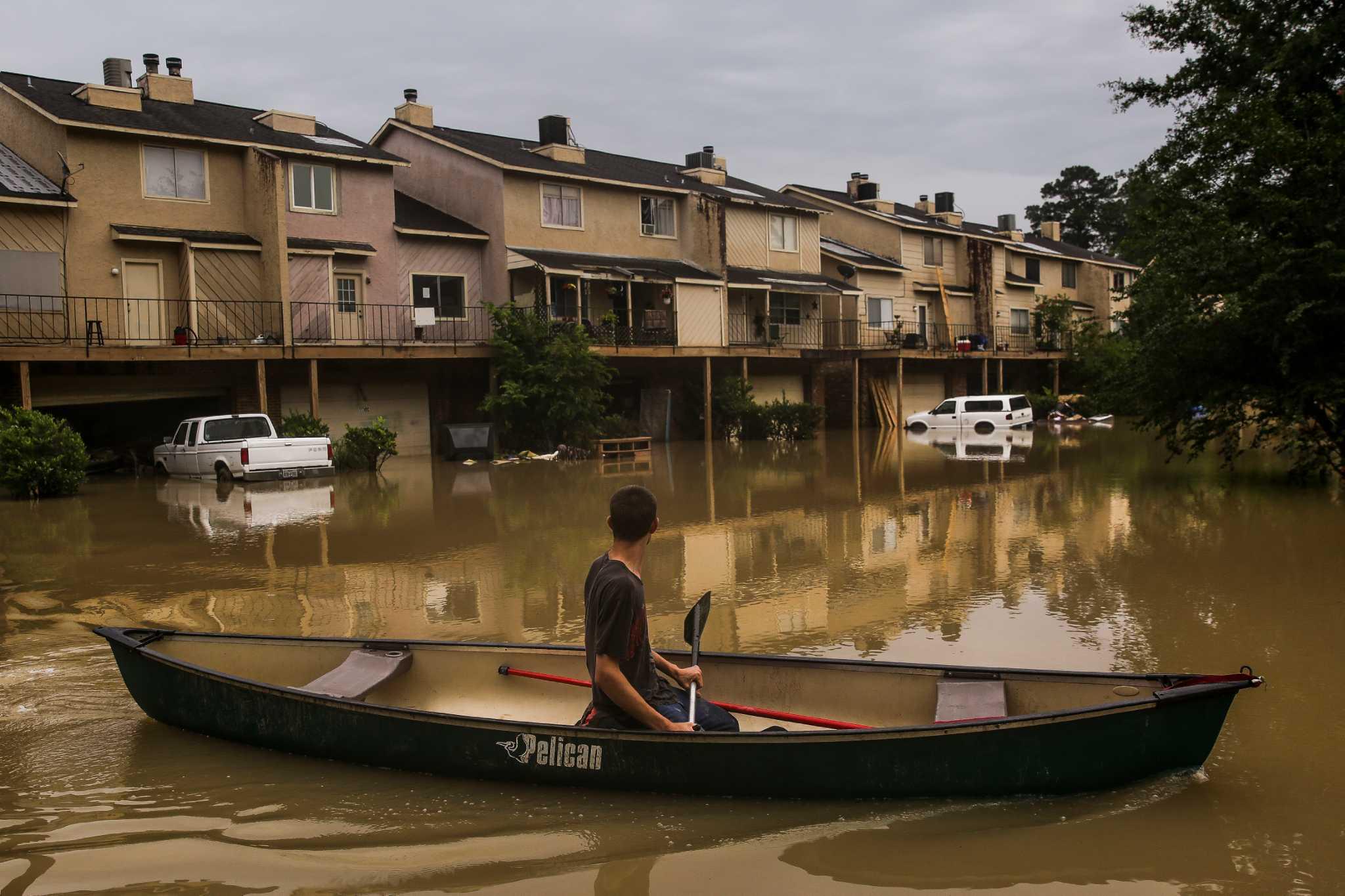 Swamped HoustonChroniclecom Houston Chronicle