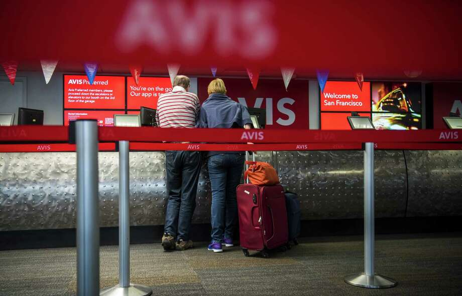 AVIS Rent-A-Car is among the businesses that will be affected by the closure of the Seneca Plaza. Photo: David Paul Morris /Bloomberg News / © 2016 Bloomberg Finance LP