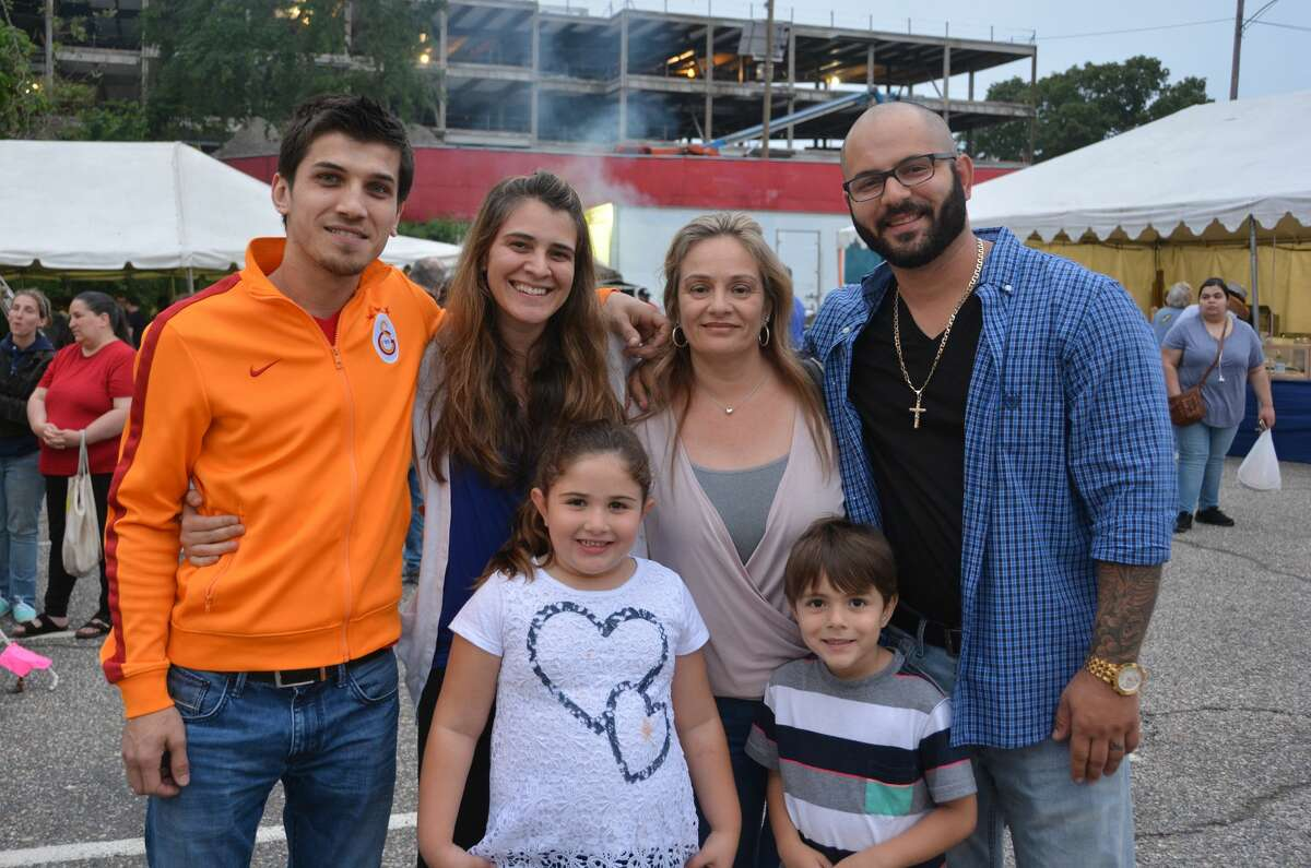 Holy Trinity Greek Orthodox Church of Bridgeport held its annual Greek Festival on June 3-5, 2016. Guests enjoyed authentic Greek food, shopping and rides. Were you SEEN?