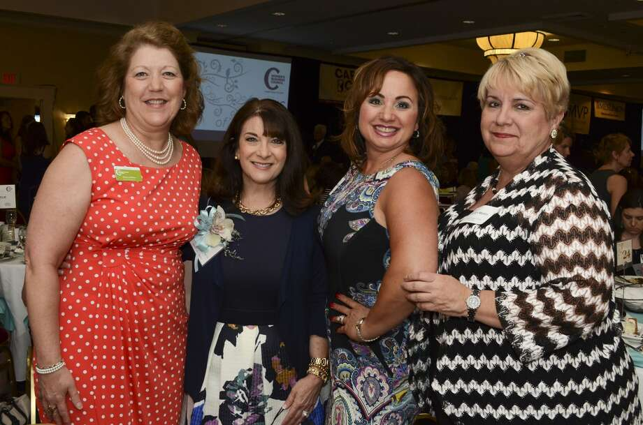 Were  you Seen at the 25th Annual Women of Excellence luncheon, presented by  the Women's Business Council at the Albany Marriott in Colonie on  Friday, June 3, 2016? Photo: Colleen Ingerto / Times Union