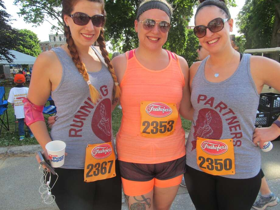 Were you Seen at the 38th Freihofer's Run for Women in Albany on Saturday, June 4, 2016 Photo: Jessica Winans