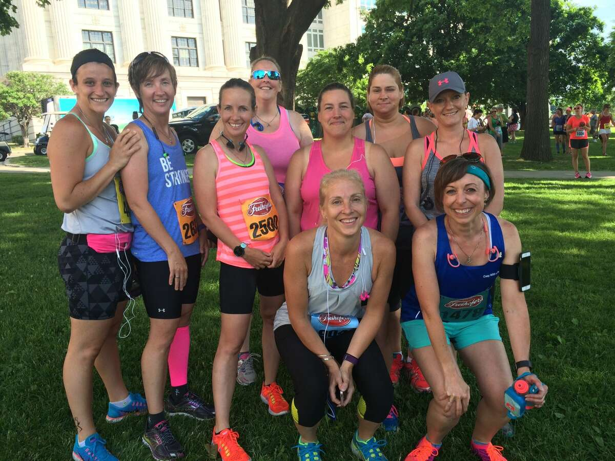 Were you Seen at the 38th Freihofer's Run for Women in Albany onSaturday, June 4, 2016