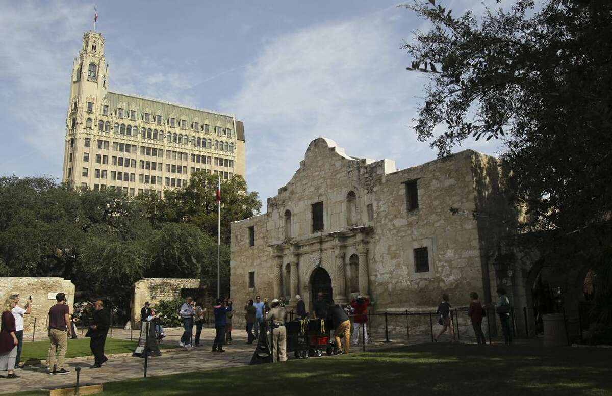 The Alamo Believed to be founded in 1718 before finding its final resting place in Alamo Plaza in 1724, the Mission San Antonio de Valero reportedly has three sites, a fact most people don't know about the Alamo.