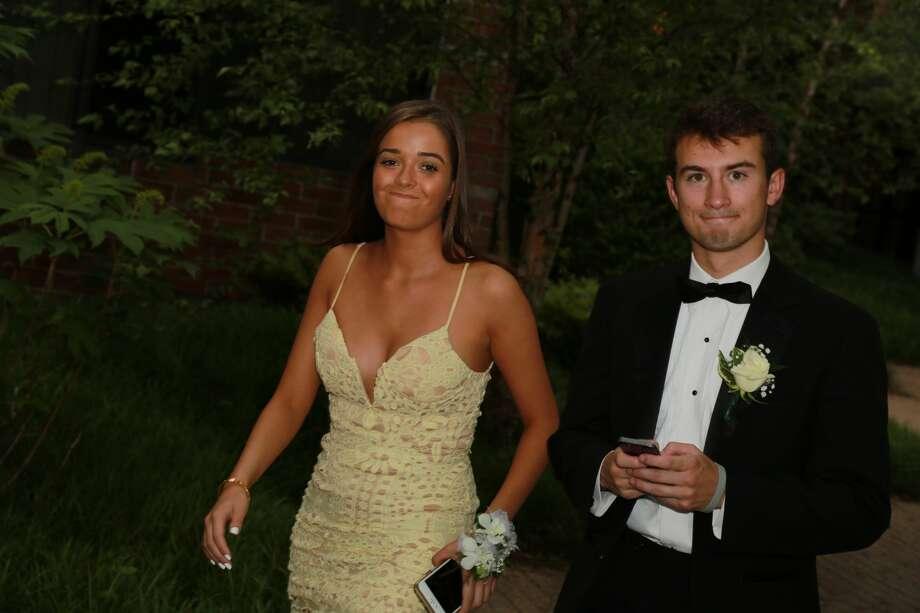 Fairfield Ludlowe seniors celebrated prom night at the Trumbull Marriott on June 4, 2016. Were you SEEN? Photo: Derek Sterling