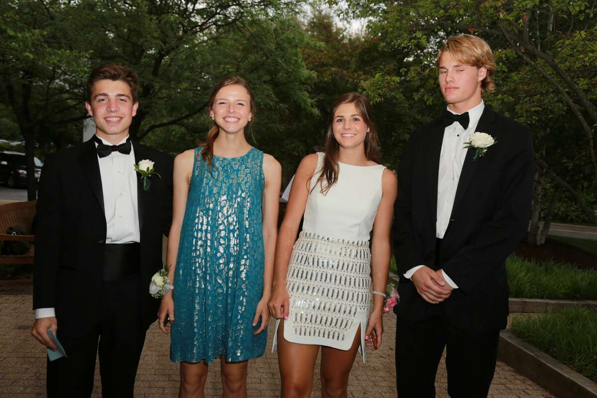 Fairfield Ludlowe seniors celebrated prom night at the Trumbull Marriott on June 4, 2016. Were you SEEN?