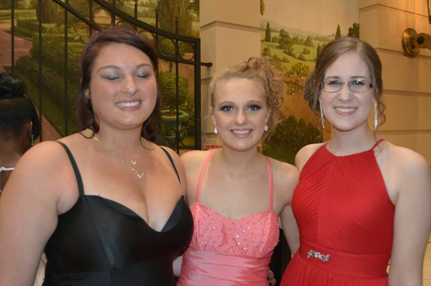 Norwalk High School seniors celebrated prom night at the Stamford Marriott on June 4, 2016. Were you SEEN?
