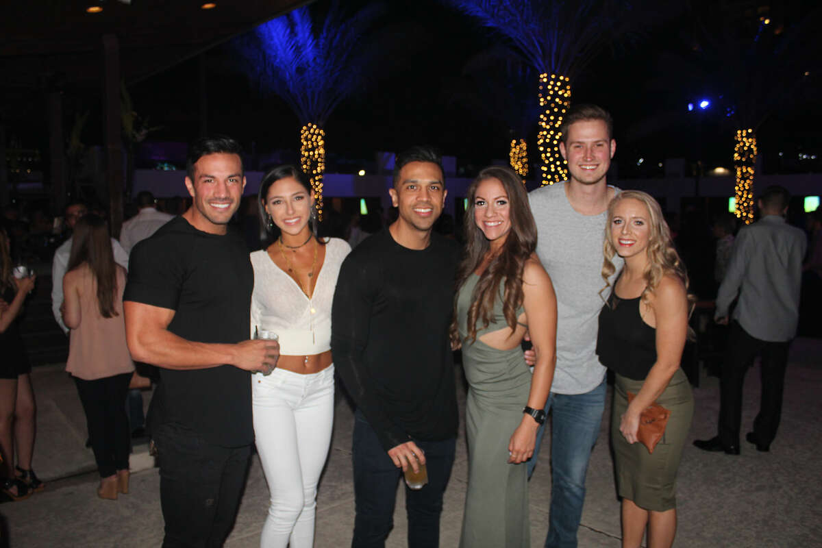 Clé Houston in Midtown has more open just more than a year and has attracted large crowds with its lights, confetti and trendy parties.