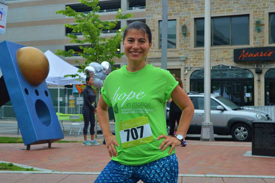 Stamford Health's Bennett Cancer Center held the 21st annual Hope in Motion Walk and Run on June 5, 2016. The event consisted of a 5K walk and a 5K or 10K run through downtown Stamford. All proceeds from Hope in Motion and the Walk and Run directly benefit the vital support programs and services the Bennett Cancer Center provides free of charge to patients and their families. Were you SEEN? Photo: Todd Tracy / Hearst Media