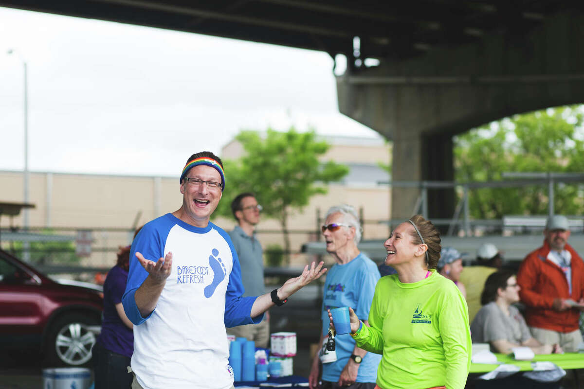Were you Seen at the 2016 Pride Center of the Capital Region Pride 5k held at the Albany Corning Preserve on June 5th 2016?