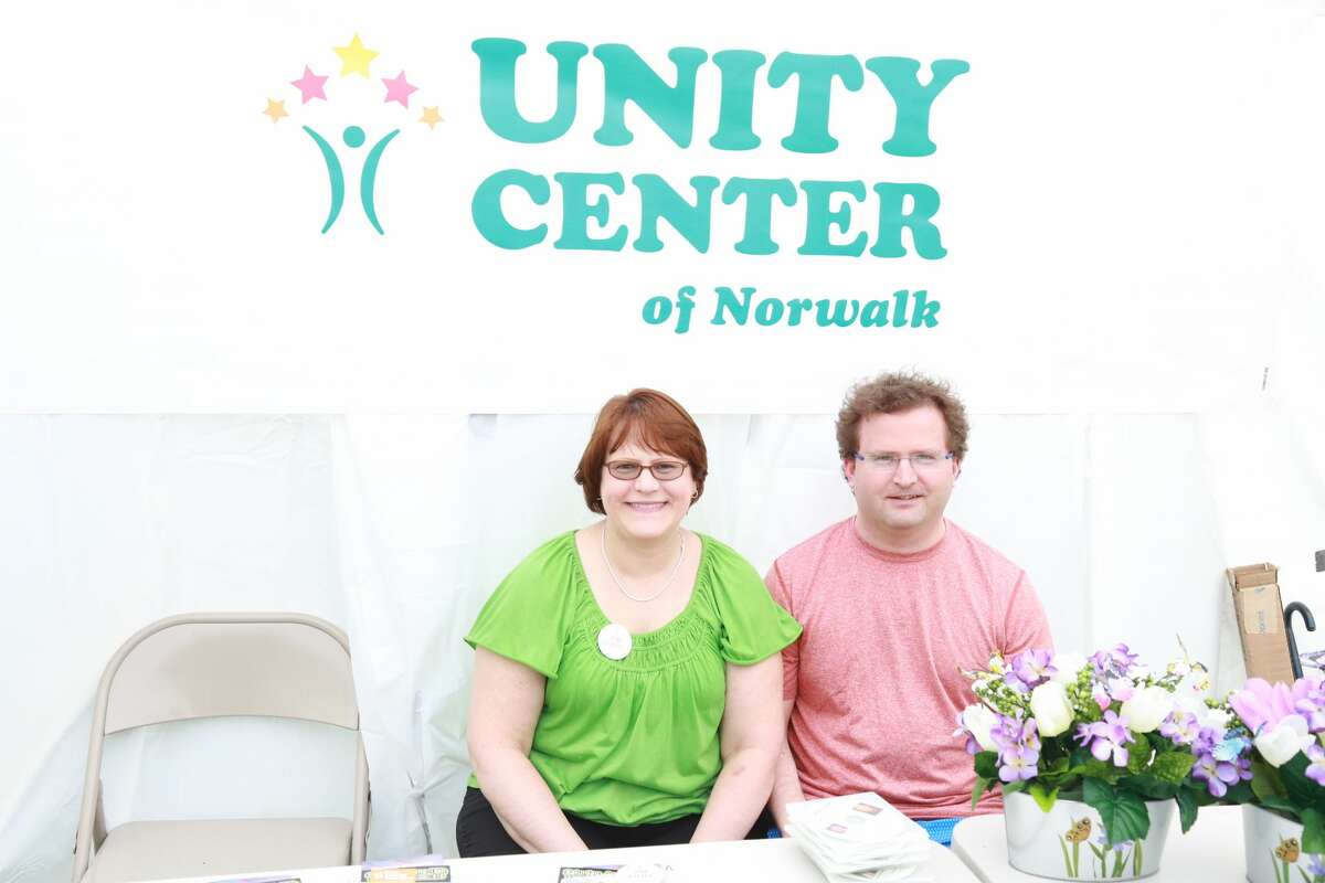 The Triangle Community Center held Pride in the Park at Mathews Park in Norwalk on June 5, 2016. Singer Tiffany performed and Raven and Jujubee from