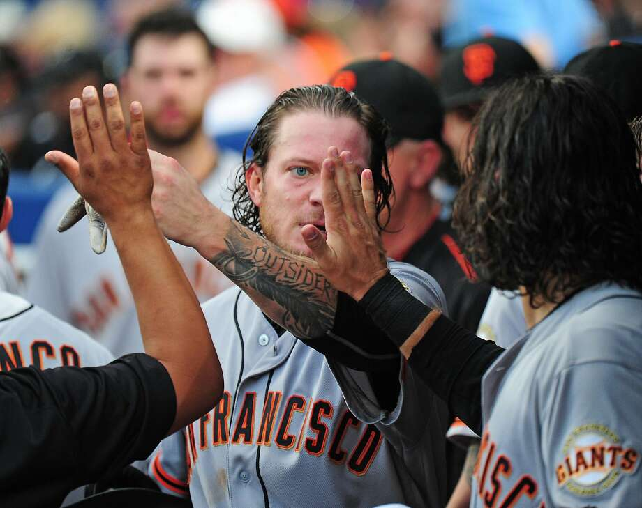 Jake Peavy Photo: Scott Cunningham, Getty Images