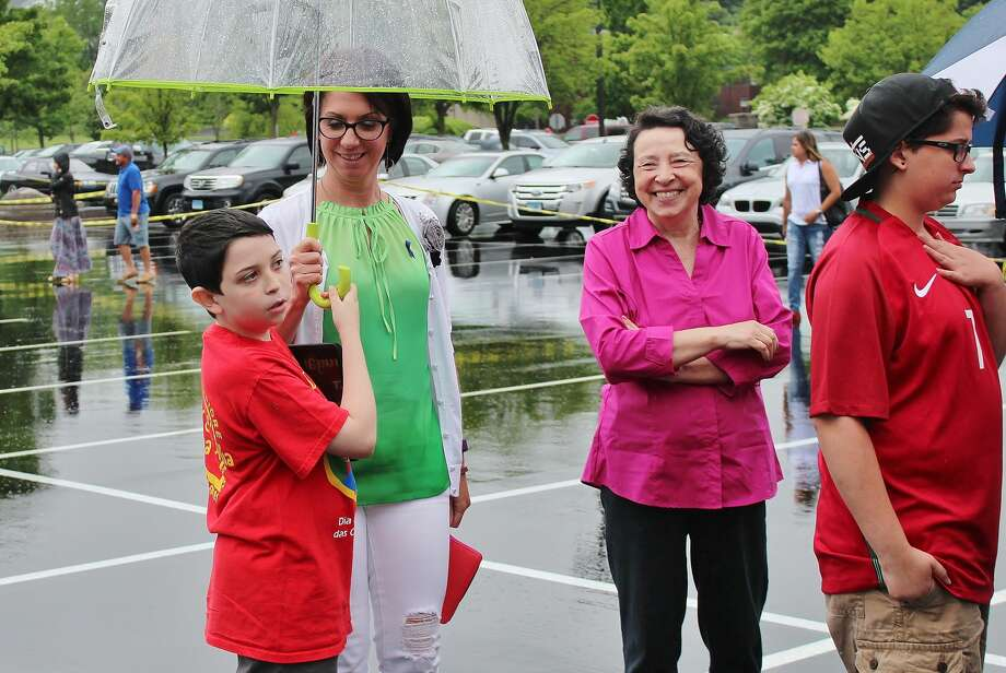 Danbury's annual Portuguese Day was June 5, 2016.  The day kicked off with a flag raising, a mass and a parade leading to  the festival at the Portuguese Cultural Center. Festival goers enjoyed  authentic food, music, dancing and activities for kids. The  annual event has been held in Danbury since the late 1950s. Were you  SEEN? Photo: Nuria Ryan