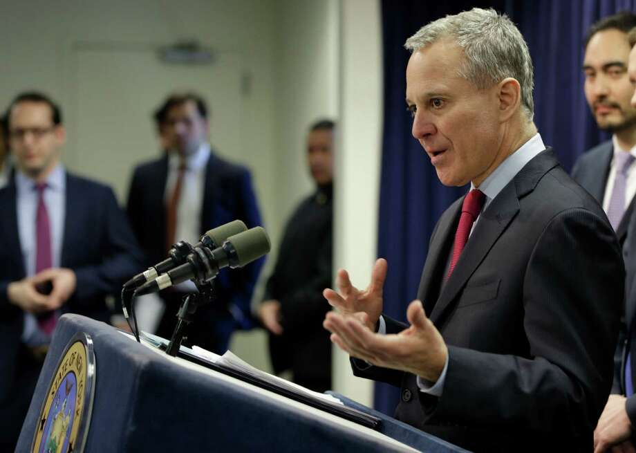 New York Attorney General Eric Schneiderman sent letters to Charter calling for the cable company to 